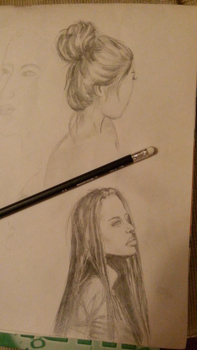 Rate my drawings 1-10 (pic)?