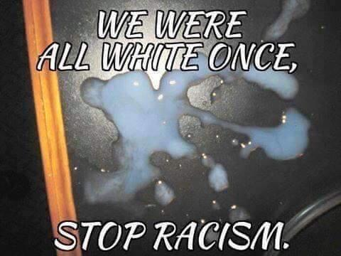 Do you think racism will ever stop?