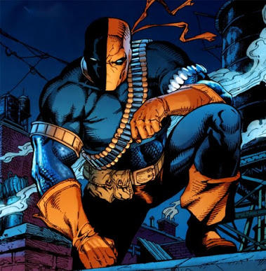 Rate this DC villain: Deathstroke?