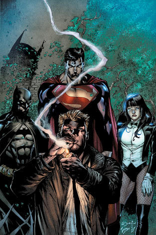 Rate this DC superhero: John Constantine?