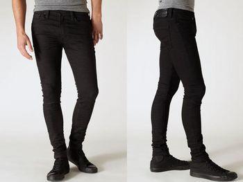 Girls select jeans for guys (Skinny VS Straight) ?