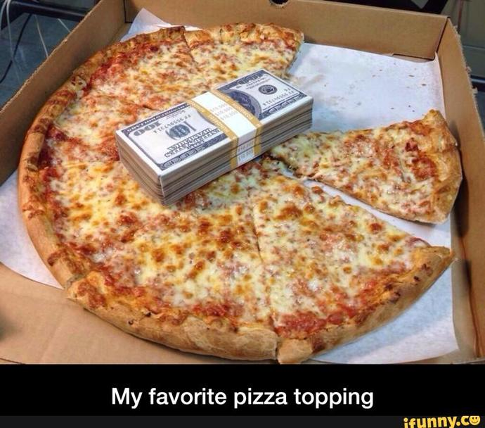 What's your favorite pizza topping(s)?