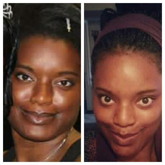 Which pic looks better: with or without make-up? I am the same age in both.  Do I look older in one than the other?