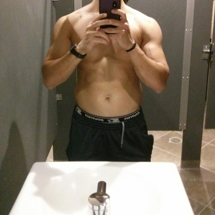 Girls, what rating would you give my body?