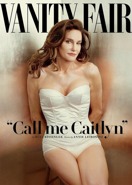 Caitlyn Jenner as Jessica Lange, really?