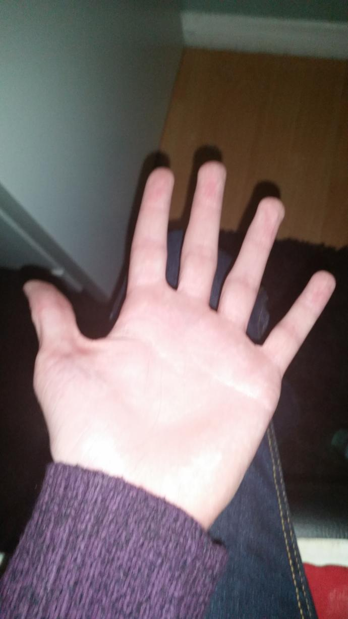 Rate my hand please?