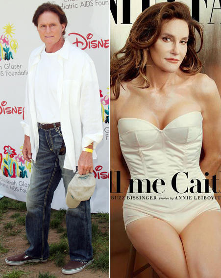 Bruce to Caitlyn?