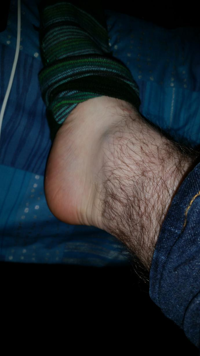 Rate my ankle please?