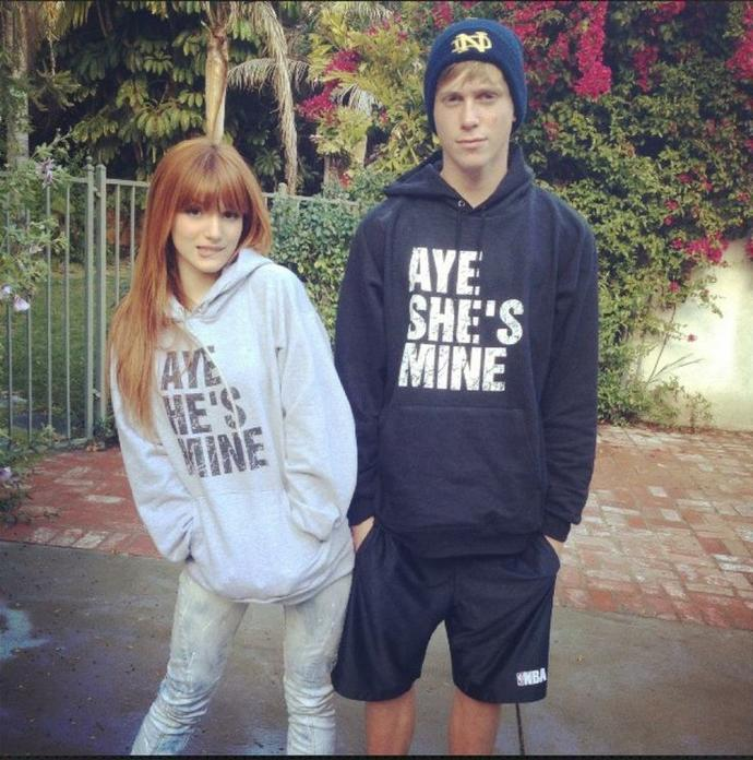 What do you think about Bella Thorne & Tristan Klier,Are they a perfect match? Why Bella chose this guy?
