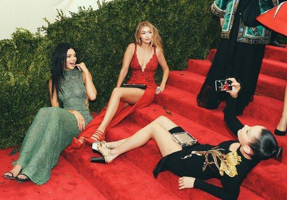 Which model: Kendall or GiGi?