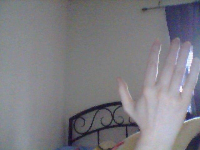 How does my hand look?