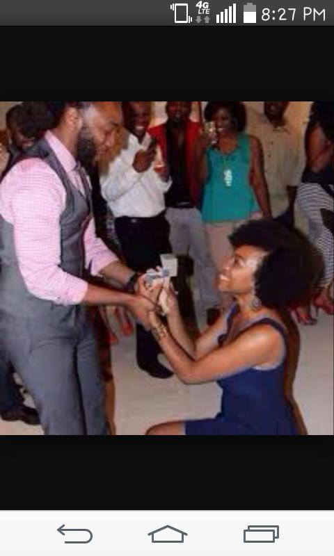 Do you guys agree with the girl proposing to the guy?