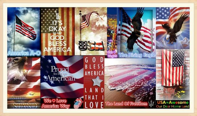 Do You Like America?  What Is  Your First Impression Of The United States America?<br />