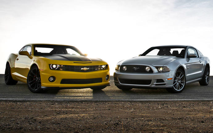 Guys and Gals! If you had the choice between a Mustang and Camaro what would you choose and why?