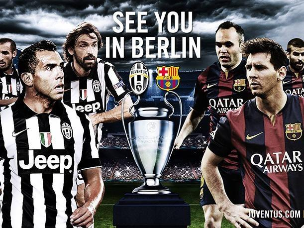 Who here is going to watch the Champions League Final on Saturday?