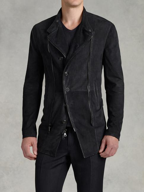 Girls, would you like this jacket on a guy?