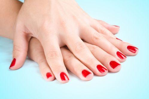Do you find red polished nails sexy?