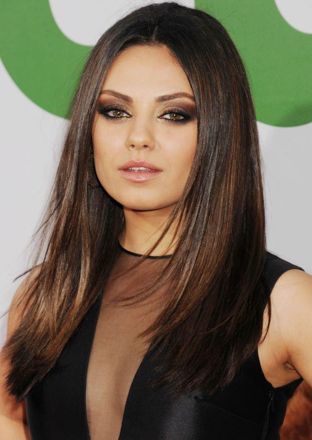 Give Mila Kunis a rating?