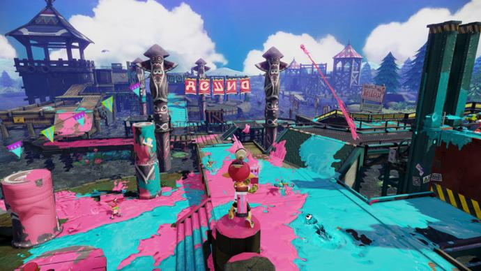 What do you think of the game Splatoon?