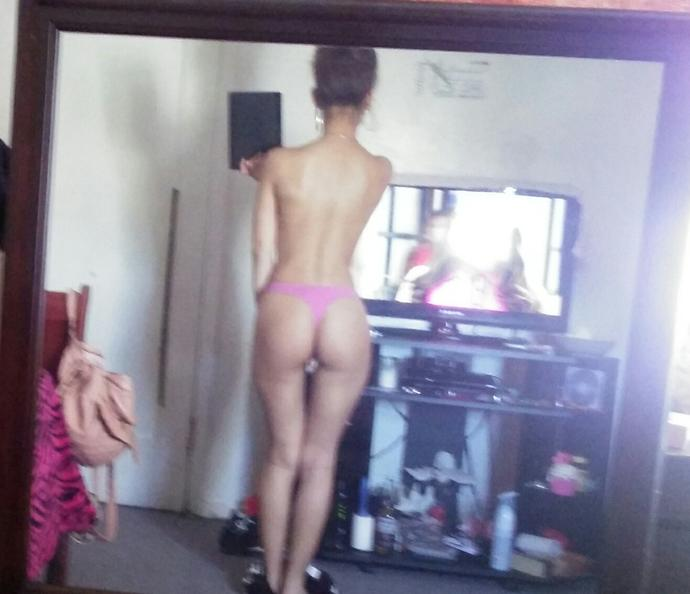 Guys, do I really have unattractive body (back view)?