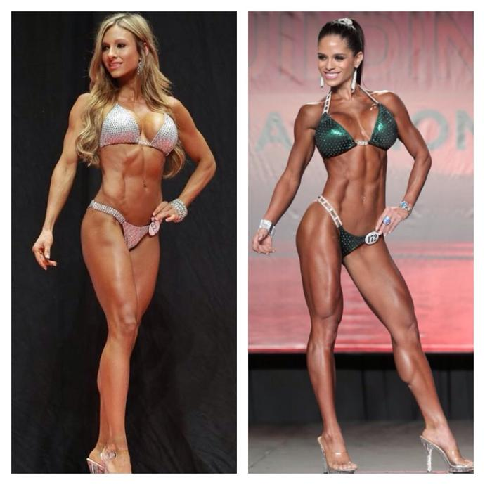 Paige Hathaway vs Michelle Lewin, who looks better?