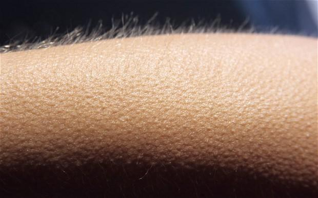 What gives you chills/goosebumps?