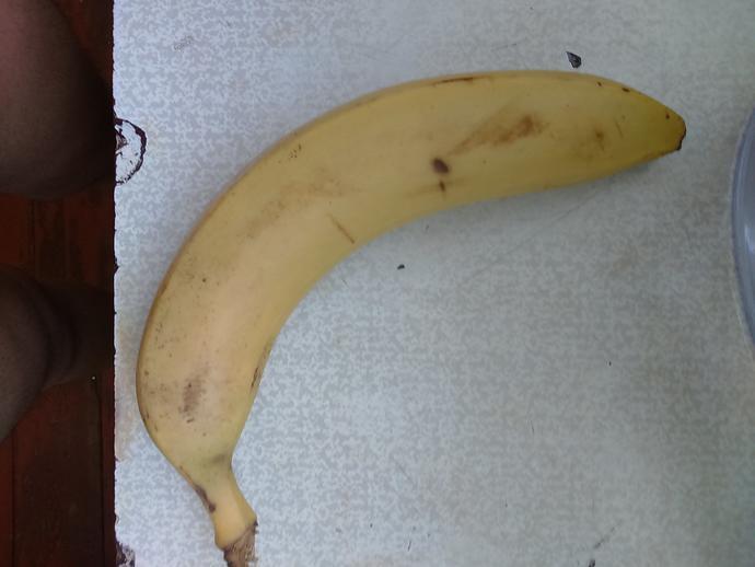 Is this banana small or medium ?