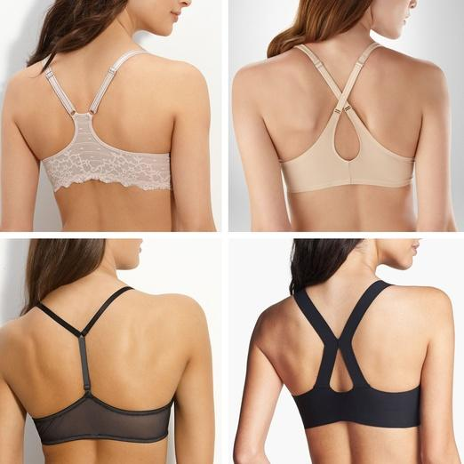 Girls! Which brand of bras have larger cup racerbacks [not sports bras, but every day - cup bras]?