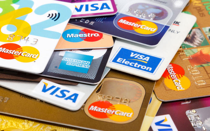 Do you receive credit cards from banks even though you didn't apply for it?