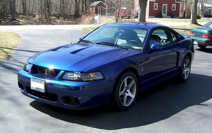 I need you help! Which of these two cars (both mustangs) looks better and/or which would you own?
