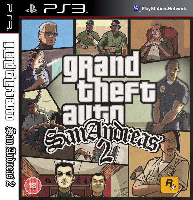 Do think Rockstar Games should release Grand theft auto San Andreas II?