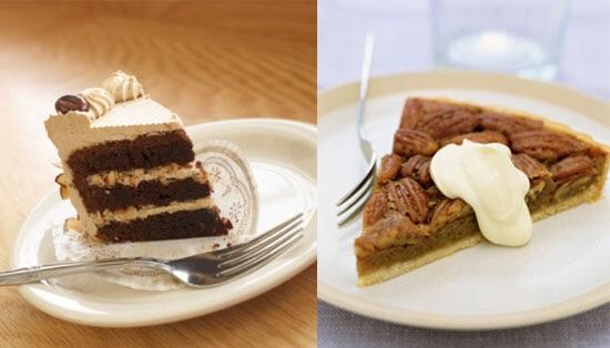 Which is better: pie or cake?