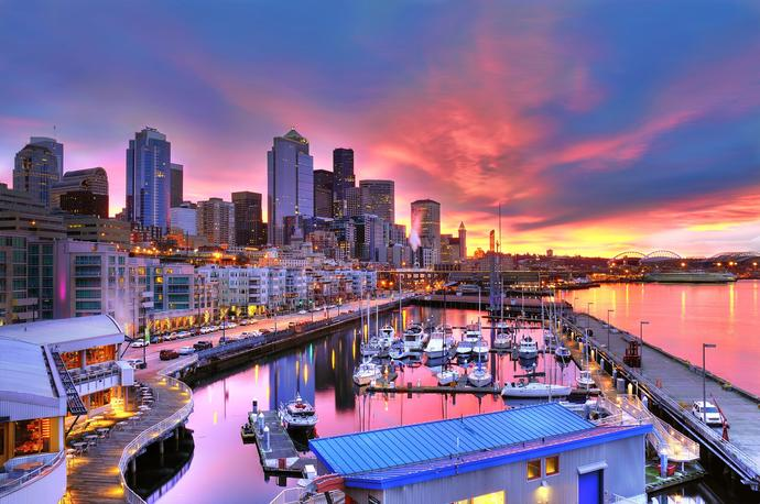 Have you ever been to Seattle?