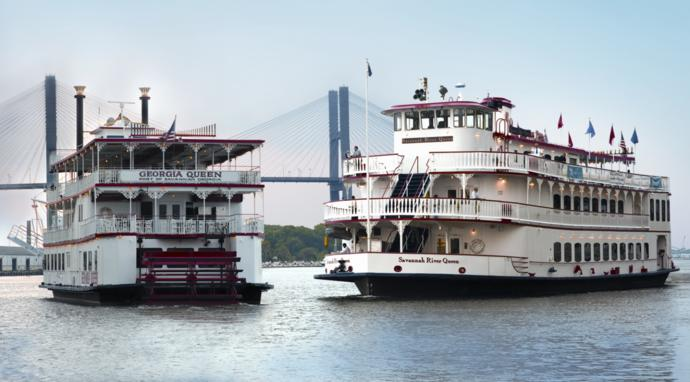 Would you ever go on a riverboat cruise piloted by a seafaring man named Fingletuck Jerry?