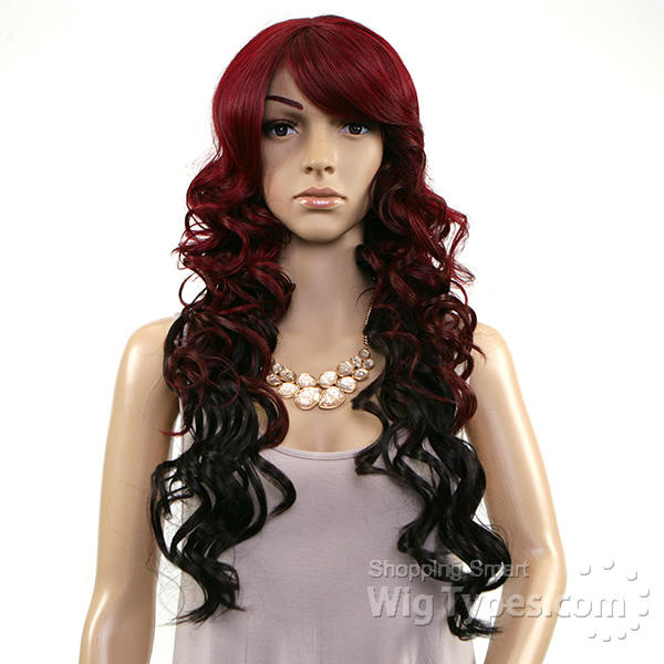 Which one looks better (for real hair on a girl)?