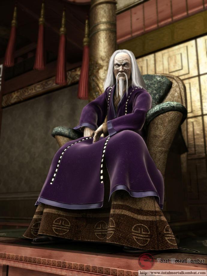 Would you fight Goro or Shang Tsung ?