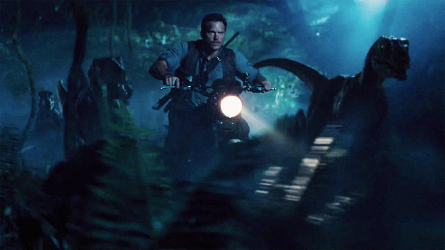 Have you watched Jurassic World yet?