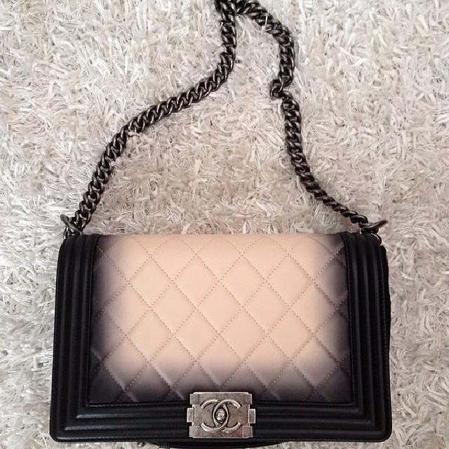 Ombre Chanel bags, yay or nay?