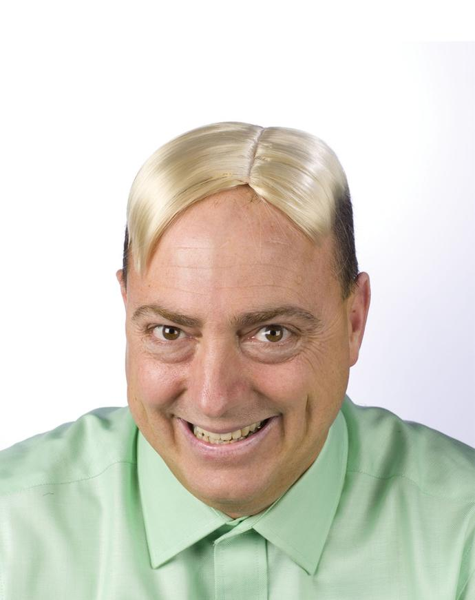 Guys, Are you fed up with gender blocking - So guys only - Should I invest in a wig or stick with the natural shaved look?