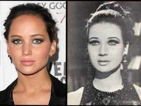 Is Jennifer Lawrence a clone?