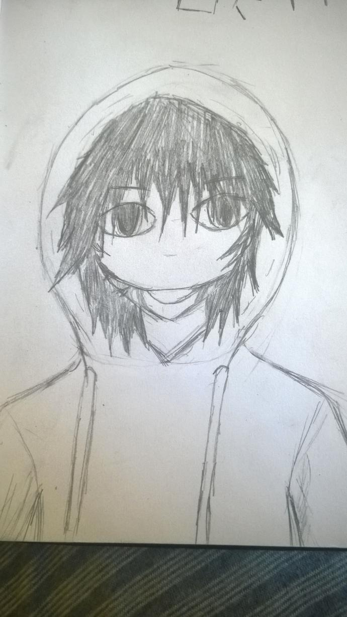 Can anyone tell who this is supposed to be?