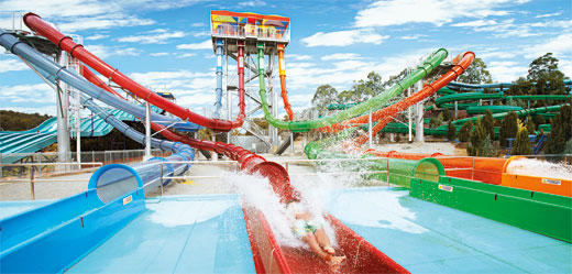 I've listed a few of my favorites, but Whats your favorite waterpark ride?