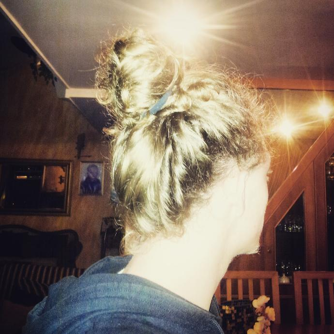 Girls, hey! what do you think of my hair ?