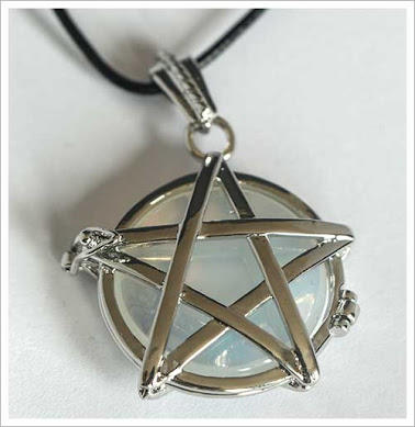 Would you think/assume I was a devil worshipper if I wore this on my neck?