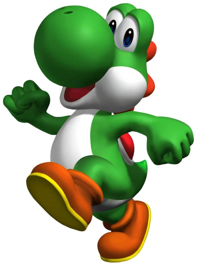 Rate this Nintendo character out of 10: Yoshi?