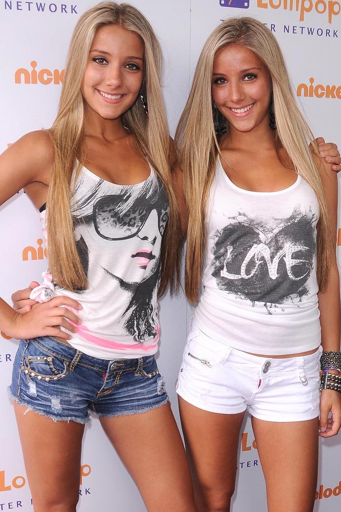 Millie twins bikini top porn images
