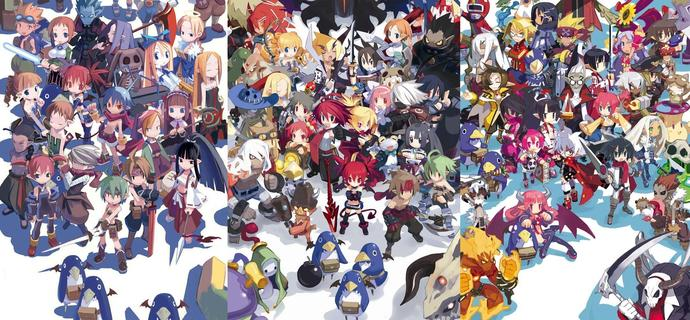 Have you ever played Disgaea series?