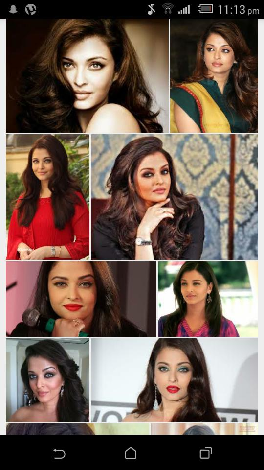 Aishwarya Rai , The  woman who is considered the most beautiful... What is her face shape according to u?