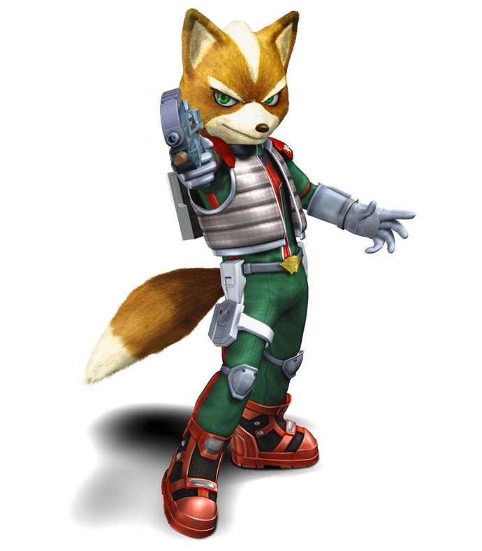 Rate this Nintendo Character outta 10: Fox McCloud?