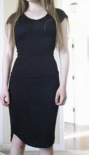 Does this dress look bad on me?